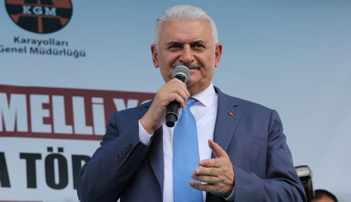 Başbakan Yıldırım Kılıçdaroğlu'nun Almanya şikayetini eleştirdi