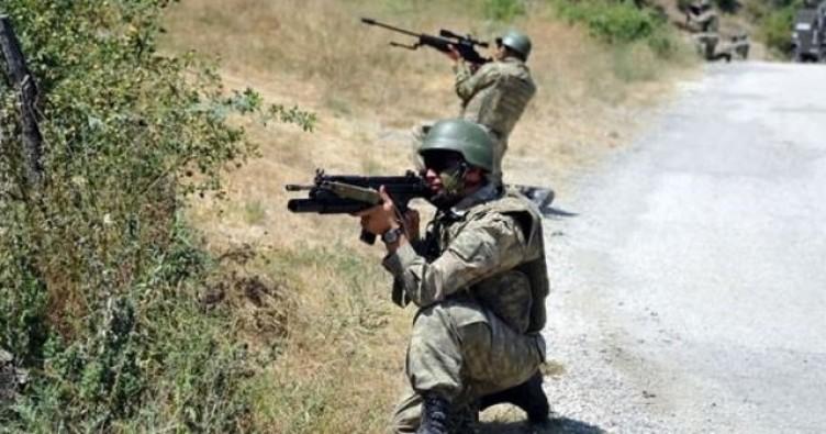 Bingöl'de çatışma: 2 yaralı
