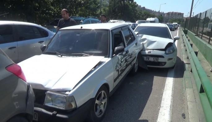 Bursa-Ankara karayolunda zincirleme kaza