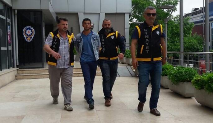 Bursa'da milli kick boksçuyu vuran sanığın yargılanmasına başlandı