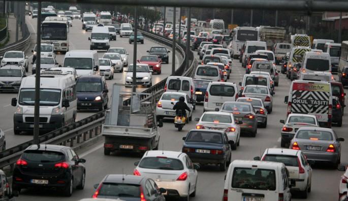 Bursa'da trafiğe çıkanlar dikkat!
