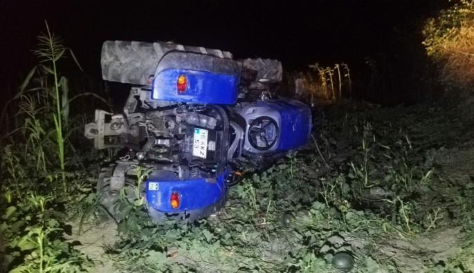 Bursa'da traktörün altında kalan küçük kız hayatını kaybetti