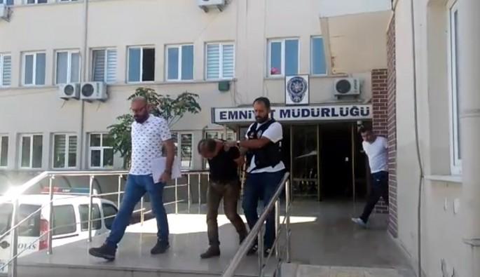 Bursa'da uyuşturucu tacirleri suçüstü yakalandı