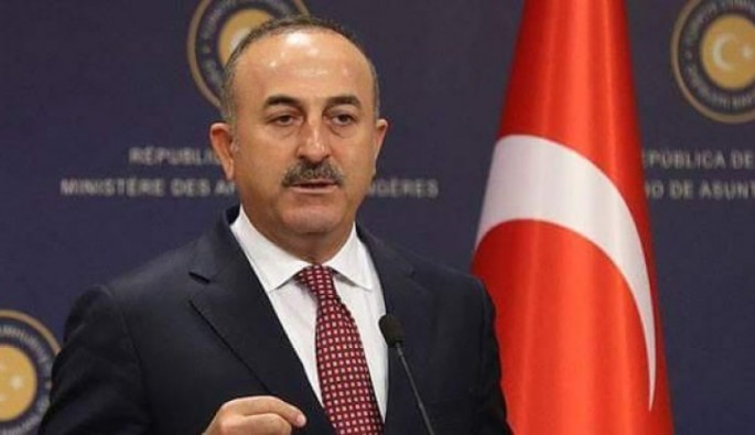 """Çavuşoğlu: """"Türkiye bir hukuk devletidir"""""""