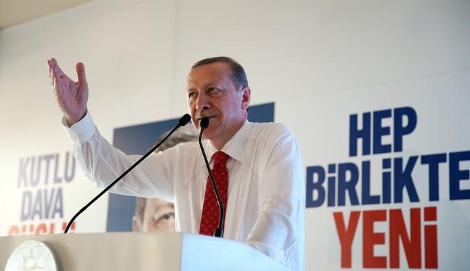"""Cumhurbaşkanı Erdoğan: """"Anamuhalefetin başındaki zat, Türkiye düşmanlarının  ağzıyla konuşuyor"""""""