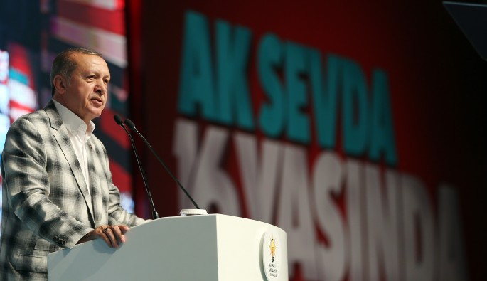 """Cumhurbaşkanı Erdoğan: """"Bu içeride olan zat ile alakalı Kılıçdaroğlu'nun bağlantısı çıkarsa şaşmayın"""""""