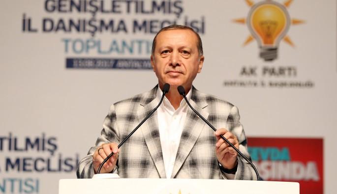 Cumhurbaşkanı Erdoğan, Eren'in annesiyle konuşmasını anlattı