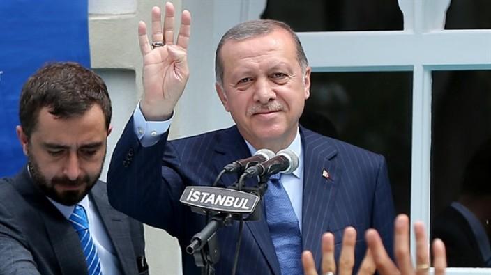 Cumhurbaşkanı Erdoğan: Milletimizin mayası sağlamdır
