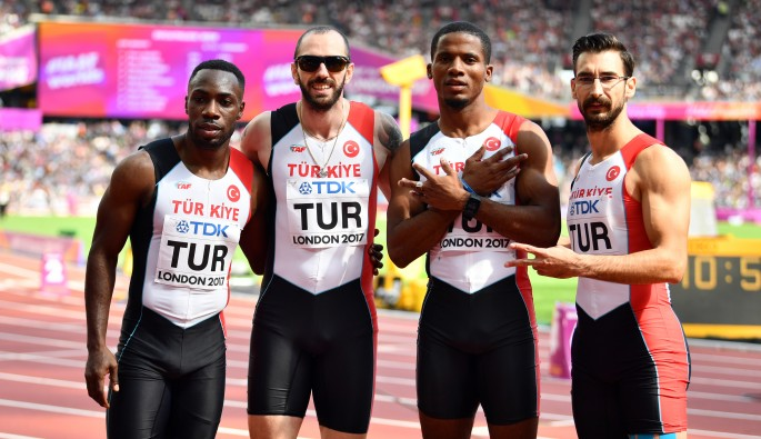 Dünya Atletizm Şampiyonası'nda Türkiye'den bir ilk