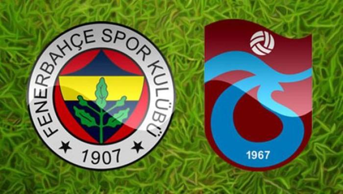 Fenerbahçe ve Trabzonspor, stada giriş yaptı