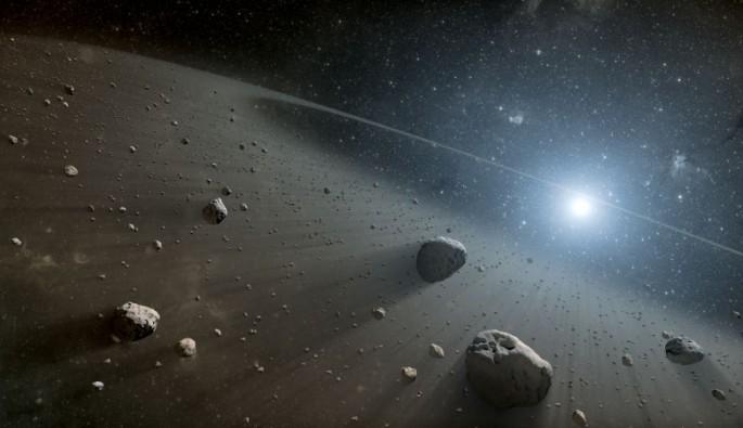 Güneş Sistemi'ndeki en yaşlı asteroid ailesi keşfedildi
