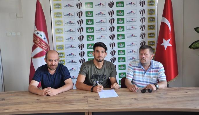 İnegölspor'da yeni transfer