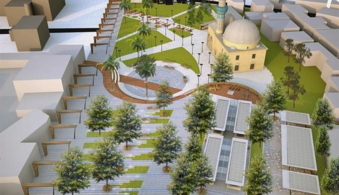 İznik'e değer katacak yeni proje: Yeşil Cami