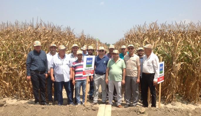 MAY Tohum tarım sektöründe Ar-Ge'ye en çok yatırımı yapan firma