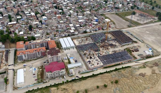 Mevlana-Ulus'taki kentsel dönüşüm devam ediyor