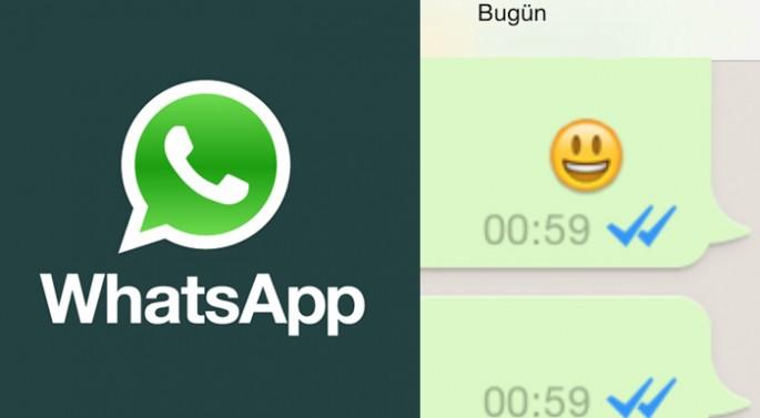 Whatsapp'ta mavi tikten sonra yeşil tik dönemi başlıyor!