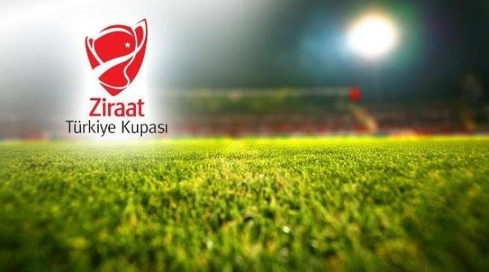 Ziraat Türkiye Kupası 2. Tur eşleşmeleri belli oldu