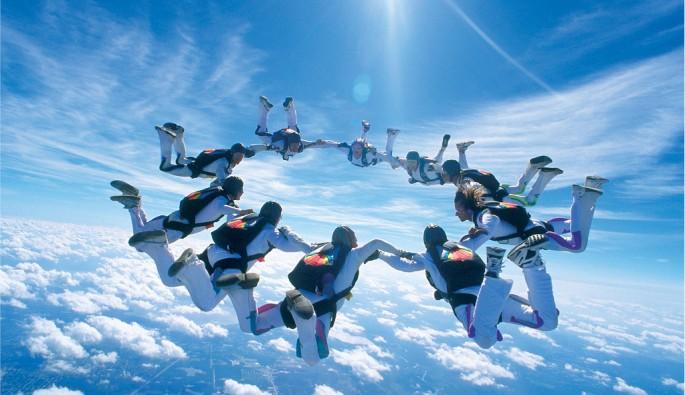 45. Türkiye Paraşüt Şampiyonası sona erdi