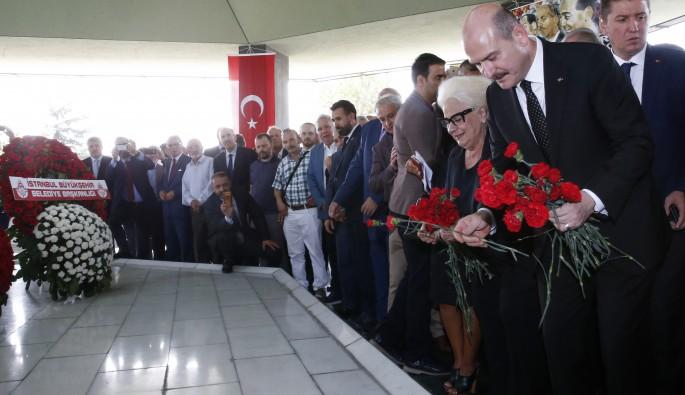 Adnan Menderes ve arkadaşları idam edilişlerinin 56. yılında anıldı