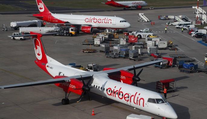 Almanya'da 70 pilot uçuşlarını iptal etti
