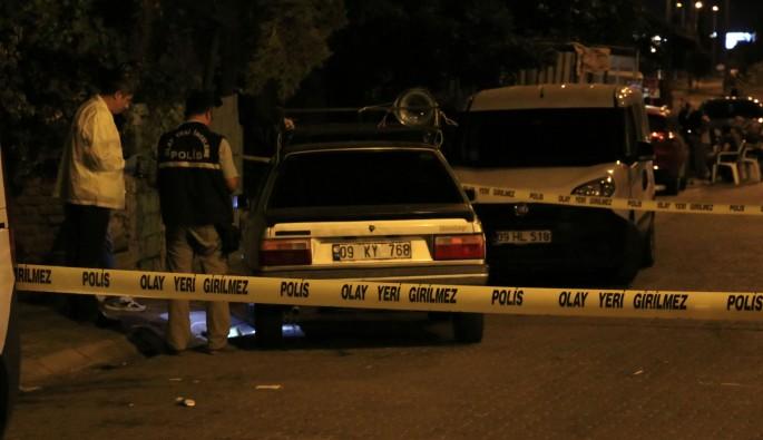 Aydın'da iki aile arasında kavga çıktı, 1 polis yaralandı