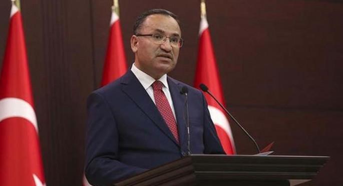 """Bakan Bozdağ """"Türkiye referandumun ertelenmesine de karşıdır."""""""