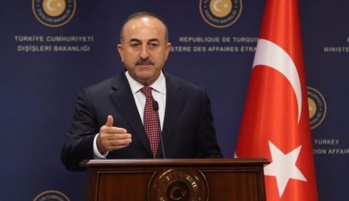 """Bakan Çavuşoğlu: """"Türkiye emin adımlarla hedefine ulaşıyor"""""""