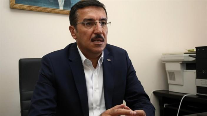 Bakan Tüfenkci'den 'seçim' açıklaması