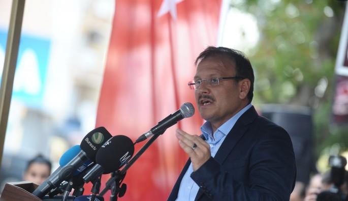 """Başbakan Yardımcısı Çavuşoğlu: """"Bu ülke kimseye pabuç bırakmayacak"""""""