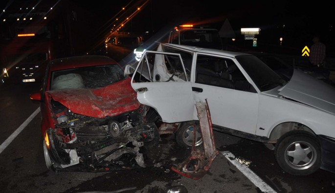 Bursa'da alkollü sürücü dehşeti: 1 yaralı