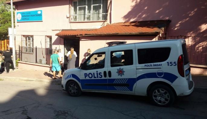 Bursa'da sınıfta öğretmene bıçaklı saldırı
