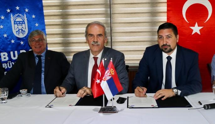 Bursa'dan Sırbistan'a Osmanlı şehitliği