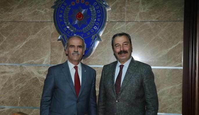 Bursa için 'huzur' iş birliği