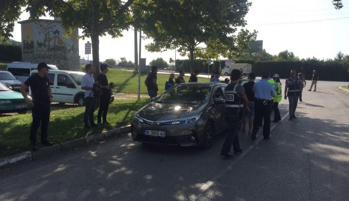 Bursa'da 150 polisle narkotik uygulaması