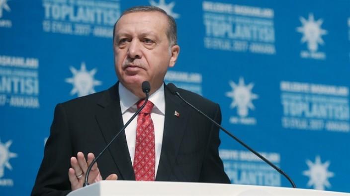 Cumhurbaşkanı Erdoğan: Değerlerimize ters