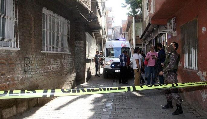 Diyarbakır'da bir evde patlama: 1 yaralı