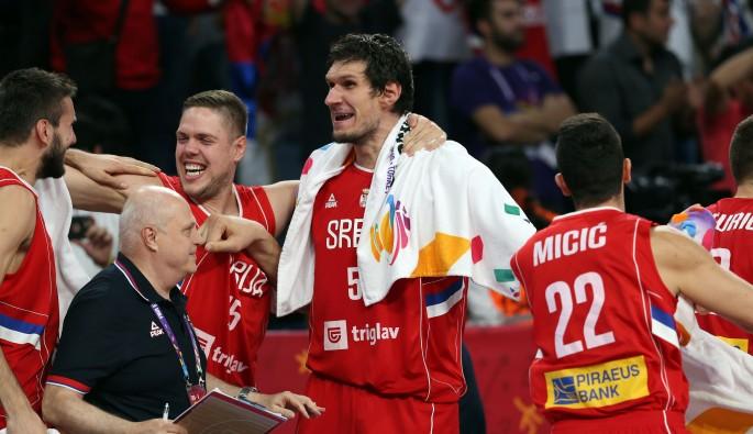 Eurobasket'te finalin adı belli oldu