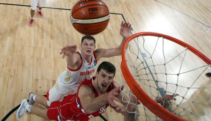 Eurobasket'te finalin adı Slovenya - Sırbistan