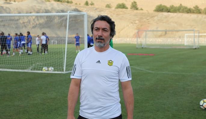 Evkur Yeni Malatyaspor Sportif Direktörü'nden açıklamalar