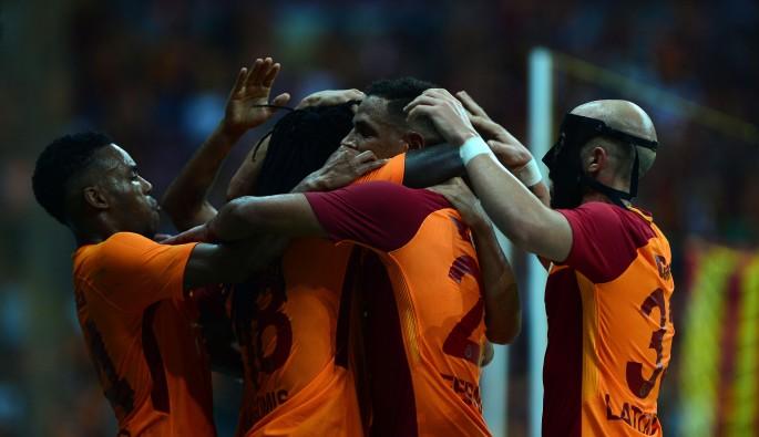 Galatasaray'dan Türk Telekom'da 100. galibiyet