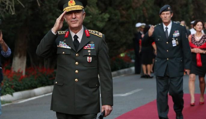 Genelkurmay Başkanı Orgeneral Akar Arnavutluk'ta