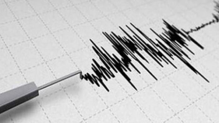 Gökçeada açıklarında deprem!