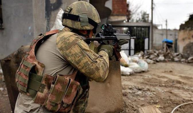 İçişleri Bakanlığı: 57 terörist etkisiz hale getirildi