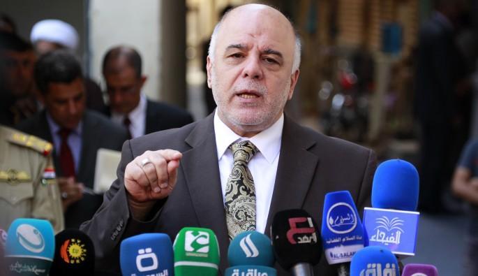 """Irak Başbakanı Haydar el-İbadi: """"Askeri Müdahaleye hazırız"""""""