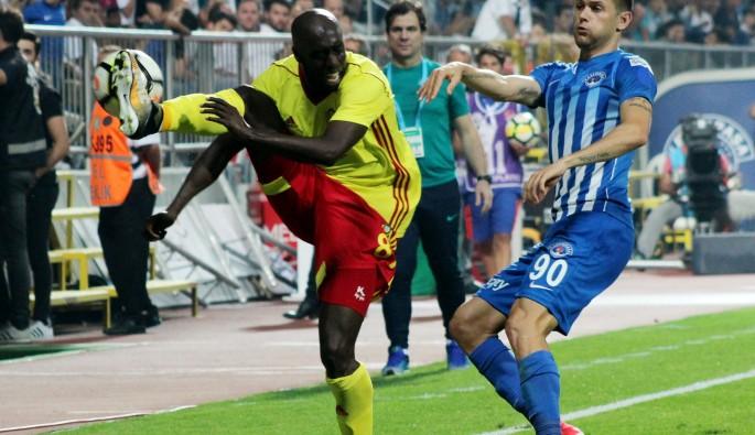 Kasımpaşa Malatyaspor'u evinde yendi