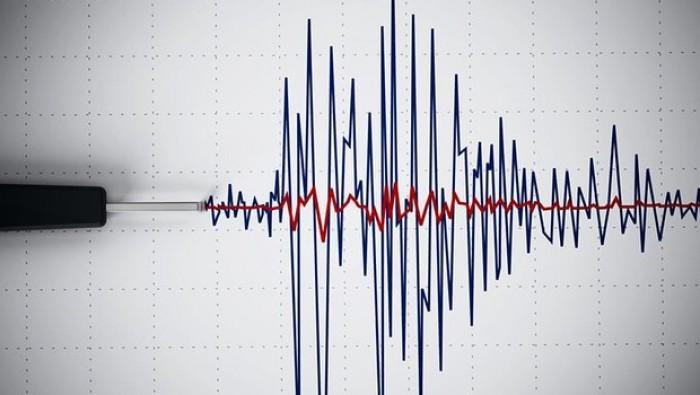 Komşuda 4,9 büyüklüğünde deprem