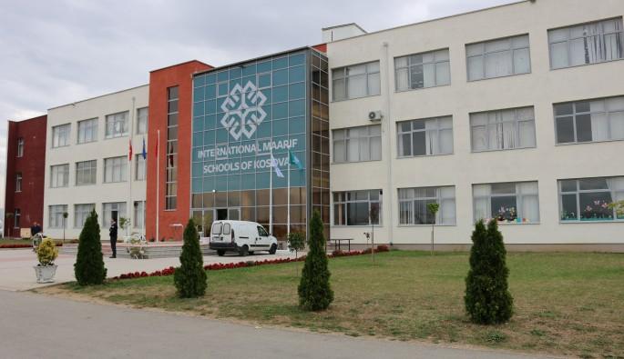 Kosova'daki Türk okullarında ilk ders zili çaldı