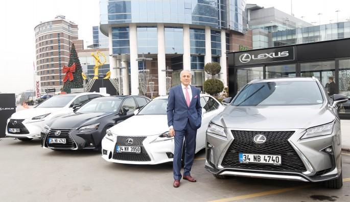 Lexus Harikalar yarattı