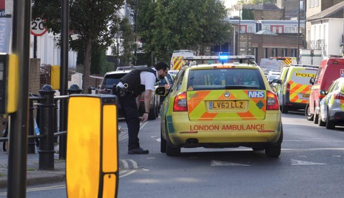Londra metrosunda bombalı saldırı