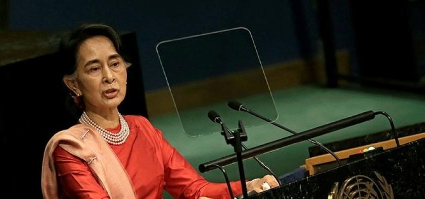 Myanmar lideri ile ilgili flaş gelişme